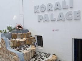 Korali Hotel at Saint George Beach