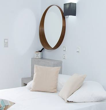 Korali Boutique Hotel rooms in Naxos